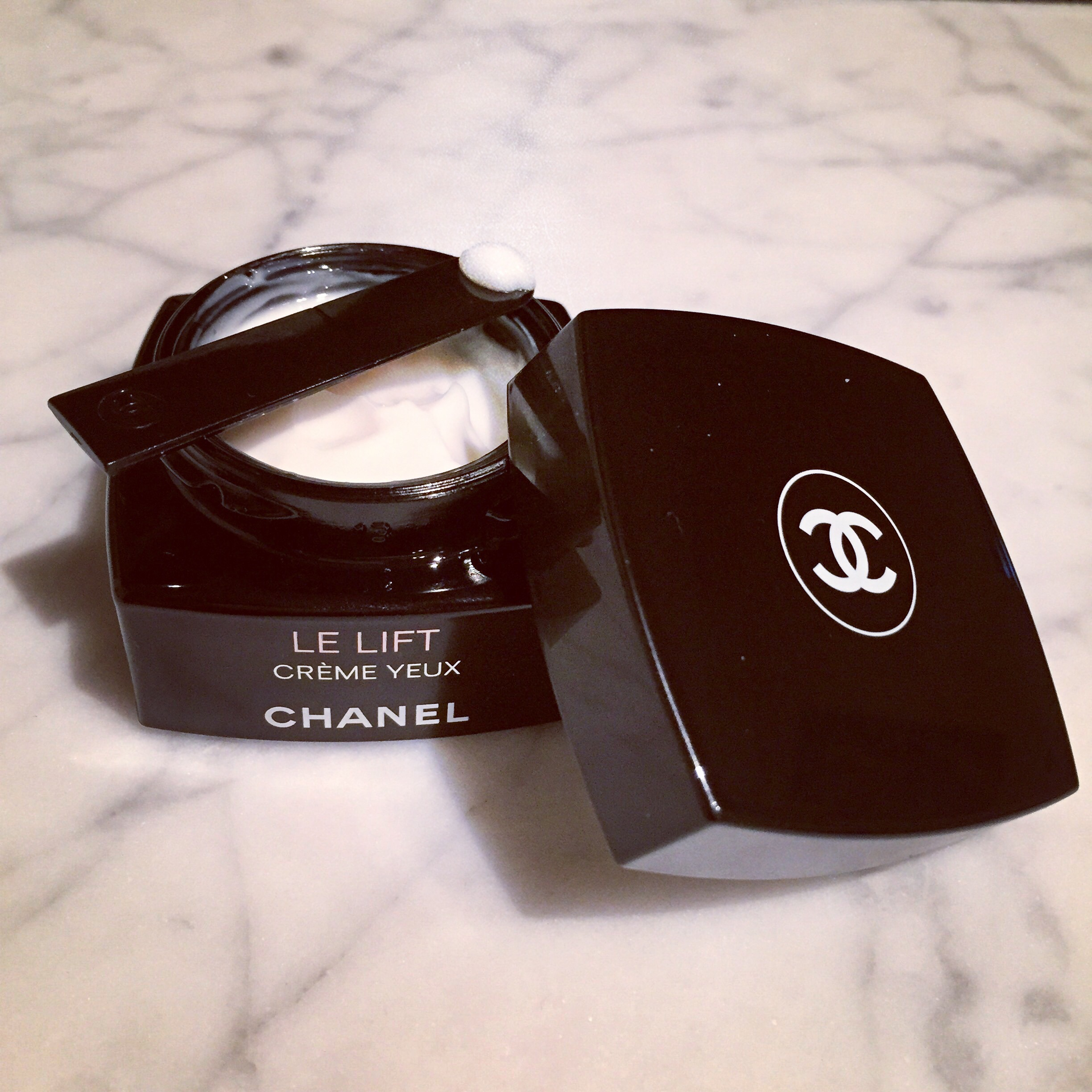 e00f0542 Chanel Le Lift Crème Yeux Firming Anti-Wrinkle Eye Cream — REVIEW ...