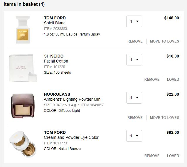 Beauty & the Bank: Sephora Sale – Goals To Get Glowing